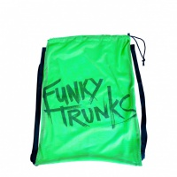 Funky Trunks Mesh Gear Bag Still Brasil