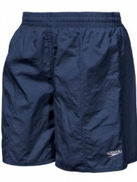 Speedo Solid Leisure 15 Watershort Junior Navy