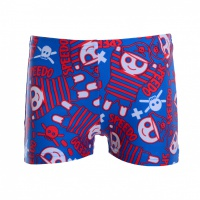 Speedo Fusion Fun Allover Aquashort kid