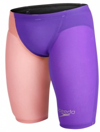 Speedo LZR Racer Elite 2 Jammer Purple/Red