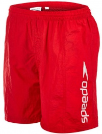 Speedo Challenge 15 Watershort Junior Fed Red