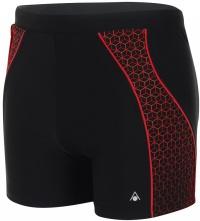 Aqua Sphere Onyx Aqua Fit Boxer Black/Red