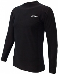Finis Thermal Swim Shirt Black