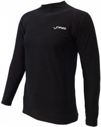 Finis Thermal Swim Shirt Youth Black