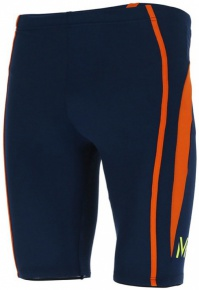 Michael Phelps Splice Jammer Navy/Orange