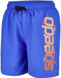 Speedo Boombastic Graphic Leisure 15 Watershort Blue/Orange