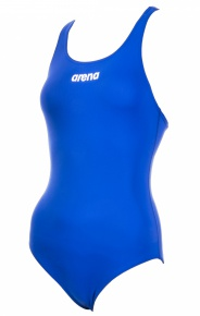 Arena Solid Swim Pro junior blue
