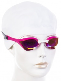 Arena Cobra Ultra Mirror pink