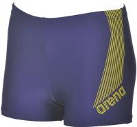 Arena Slipstream Short Junior Navy/Yellow