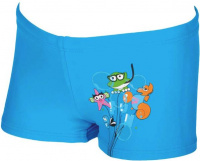 Arena AWT Kids Boy Short Turquoise