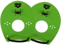 Arena Elite Hand Paddle Green