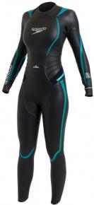 Speedo C-15 Comp Fullsuit Women Black/Blue
