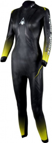 Aqua Sphere Racer 2.0 Women Black/Yellow