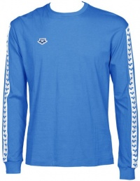 Arena M Long Sleeve Shirt Team Royal/White