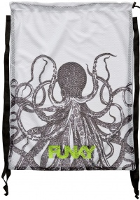 Funky Octopussy Mesh Gear Bag