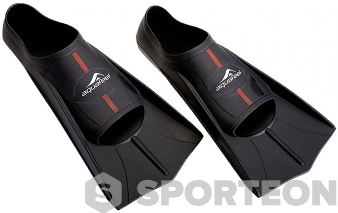 Aquafeel Training Fins Black