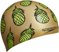 Speedo Slogan Cap junior