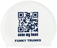 Funky Trunks Scan My Head Swimming Cap