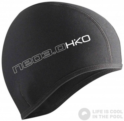 Hiko Neoprene Cap 3mm Black