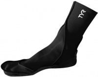 Tyr Neoprene Swim Socks Black