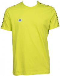 Arena M T-Shirt Team Soft Green/Ash Grey