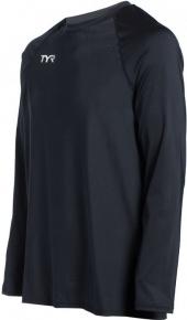 Tyr Longsleeve T-Shirt Black