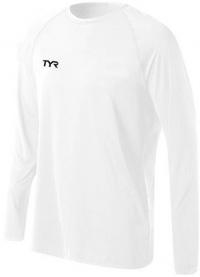 Tyr Longsleeve T-Shirt White
