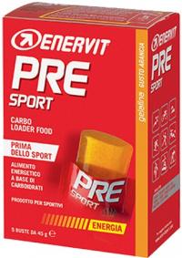 Enervit PRE Sport Orange 5x 45g