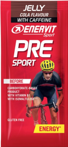 Enervit PRE Sport Cola with Caffeine 45g