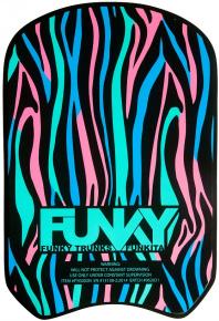 Funky Tiger Town Kickboard
