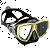 Máscaras de snorkel